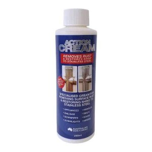Bottle of Rust Remover Cream 250ml
