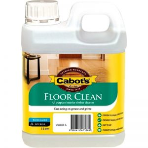 Cabot's Timber Floor Cleaner