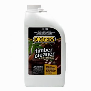 Digger's Timber Cleaner