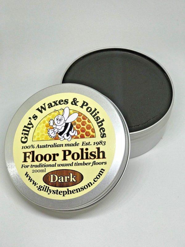 Gilly's Dark Floor Polish