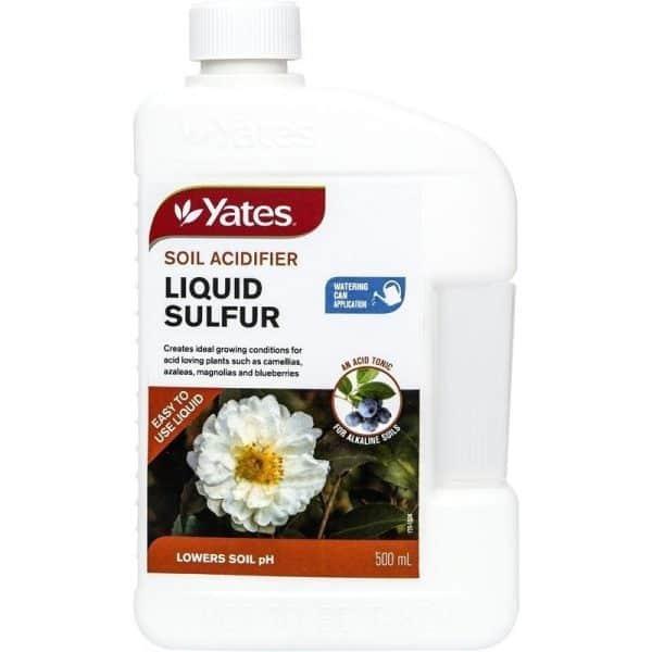 Yates Soil Acidifier