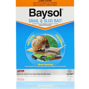 Baysol Snail and Slug Bait 600g