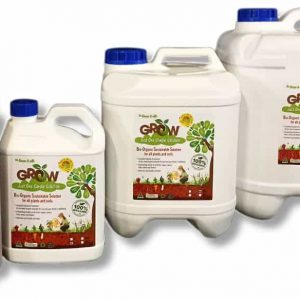 A bio-organic liquid fertilizer
