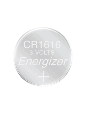1616 coin battery