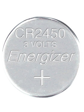 2450 cell battery