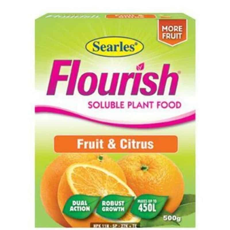 Sell searles flourish fruit & flower fertiliser